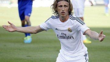 Лука Модрич не сможет помочь «Реалу» в следующем туре