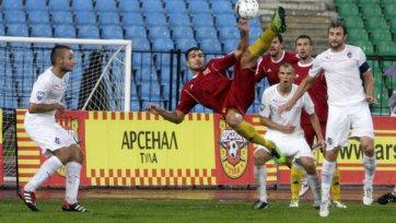 Евгений Савин выбыл до конца сезона