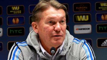 Олег Блохин: «У «Валенсии» будет небольшое преимущество