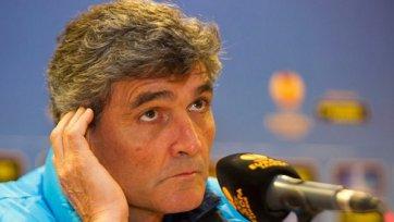 «Днепр» намерен отправить Хуанде Рамоса в отставку?