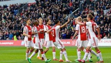 «Аякс» стал богаче на 24 миллиона евро