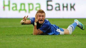 Виталий Мандзюк выбыл до конца сезона
