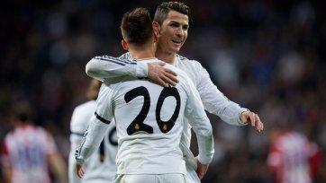 Болельщики «Реала» хотят, чтобы Хесе играл в основе вместо Бэйла