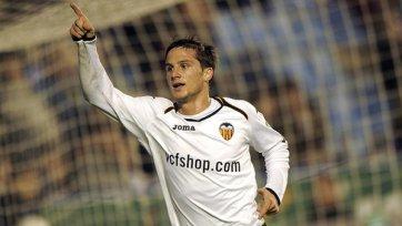 «Валенсия» летит в Киев в составе 20 футболистов