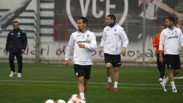 «Валенсия» может сыграть против «Динамо» без двух основных защитников