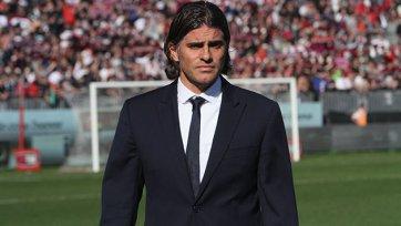 Диего Лопес может сохранить пост тренера «Кальяри»