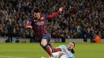 Месси: «Страсть к футболу я не потерял»