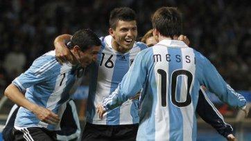 В сборной Аргентины не нашлось места местным футболистам