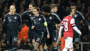 Анонс. «Арсенал» - «Бавария». Новый шанс для подвига