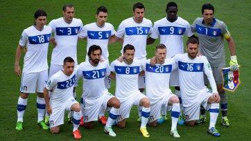 Сборная Италии проведет «товарняк» с Люксембургом