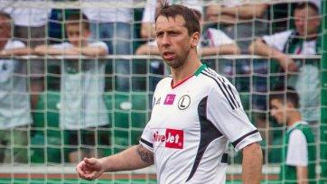 «Амкар» усиливается защитником сборной Польши