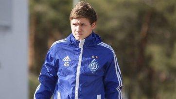 На игрока киевского «Динамо» совершено нападение
