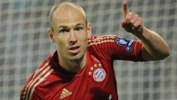 Роббен на следующей неделе продлит контракт с «Баварией»