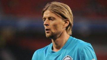 Тимощук: «Мы больше месяца готовились к матчу с «Боруссией»