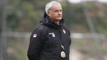 Раньери: «Наш соперник не заслуживал поражения»