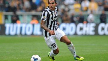 Тевес: «Не могу дождаться дерби против «Торино»
