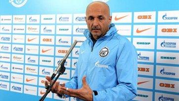 Спалетти: «Мотивация на матч с «Боруссией» будет колоссальной»