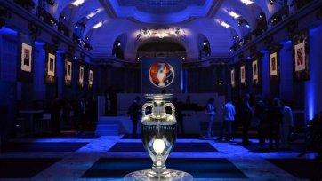 Сегодня состоится жеребьевка Евро-2016