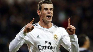 Бэйл: «Я мечтал играть за «Реал» и теперь наслаждаюсь каждой минутой»
