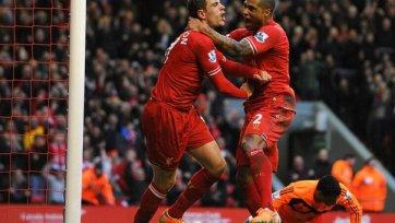 «Ливерпуль» добывает победу в сумасшедшей рубке с «Суонси»