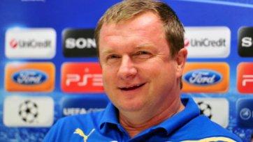 Врба: «Играли на Евро-2012, должны пробиться и на Евро-2016»