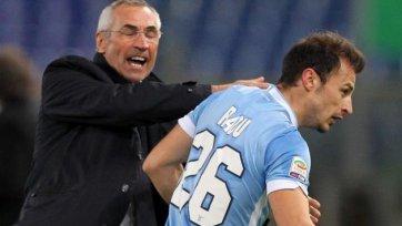 «Лацио» торжествует в матче с «Сассуоло»