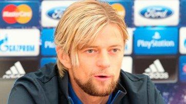 Тимощук: «Теперь только побеждать 3:0 в Германии»