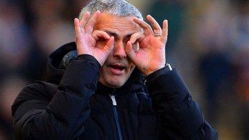 Моуринью: «Из команды Манчини мне понадобились пять человек»