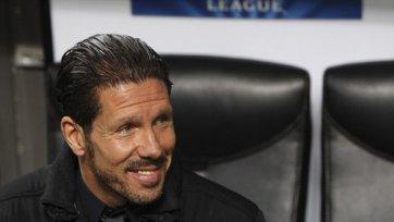 Симеоне: «Зачем бояться «Реал» и «Барселону»? Лучше чаще с ними играть