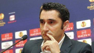Вальверде: «Я не верю, что нужен «Барселоне»