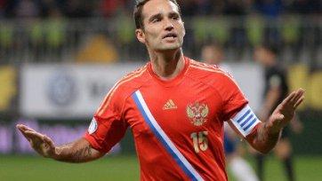 Роман Широков может сыграть против Армении. Окончательный список футболистов назван