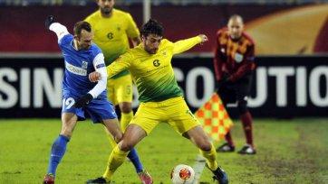Расим Тагирбеков: «Мы весь матч отбивались»
