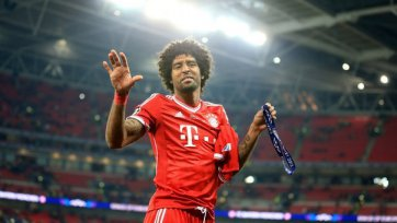 «Реал» готов потратить 24 млн. евро на покупку Данте