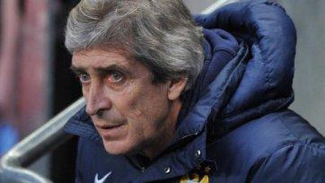 Пеллегрини: «Нам очень важно выиграть Кубок Лиги»