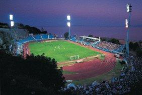 Необычные футбольные стадионы мира