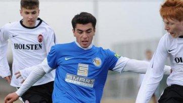 «Севастополь» подписал форварда молодежной сборной Грузии