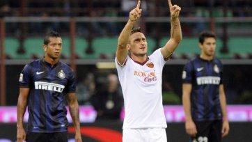 Анонс. «Рома» - «Интер». Подорвут ли «нерадзурри» чемпионские амбиции «волков»?