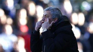 Моуриньо: «Первый тайм был худшим в сезоне, второй одним из лучших»