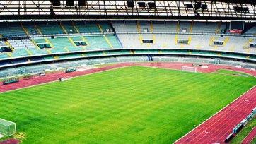 Стадион «Вероны» может принять матч сборной Италии впервые за 25 лет