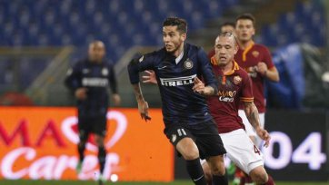 «Рома» и «Интер» голов друг другу не забили