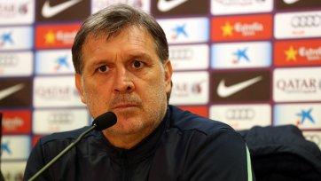 Мартино: «Мы хотим выиграть три титула»