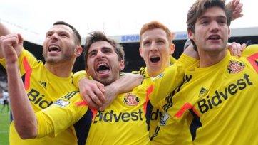 Руководство «Сандерленда» пообещало своим игрокам миллион фунтов