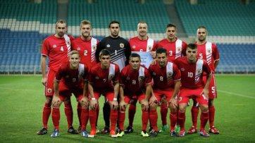 Чиполина вписал свое имя в историю сборной Гибралтара