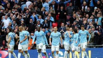 «Манчестер Сити» в третий раз в истории выиграл Кубок английской лиги