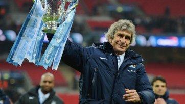 Мануэль Пеллегрини: «Команда заслужила этот кубок»