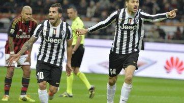 «Ювентус» второй раз  в сезоне обыгрывает «Милан»