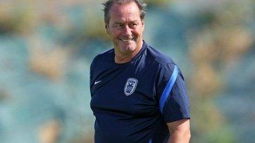 ПАОК остался без главного тренера