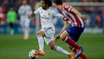 Марсело: «Толчки и удары в таких матчах – это норма»