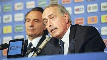 Абете: «ФФИ намерено сохранить Пранделли у руля сборной»