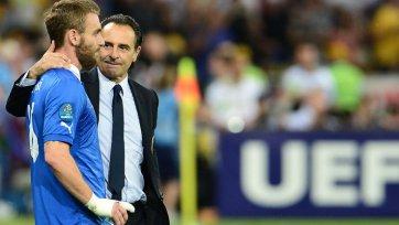 Де Росси не примет участия в матче с Испанией